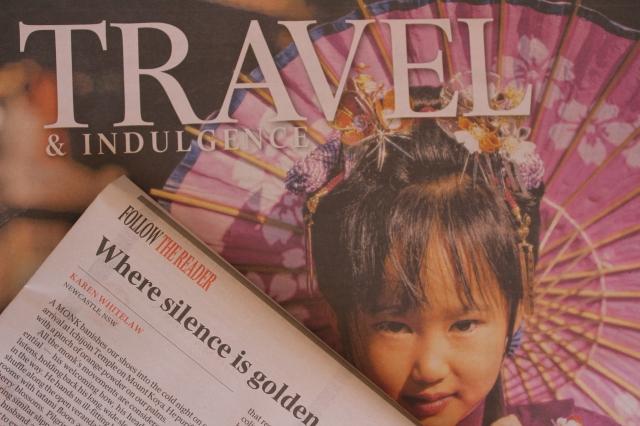 The Weekend Australian Travel & Indulgence November 9-10, 2013