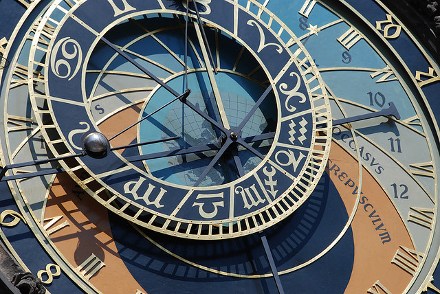 astronomical clock 1
