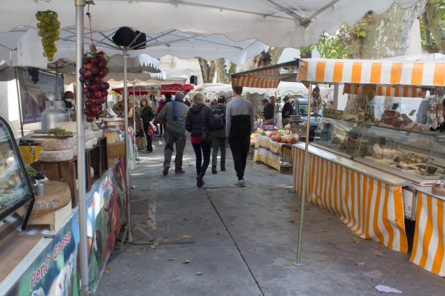 St-Remy-de-Provence market