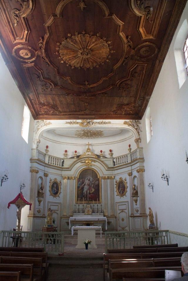 La Chapelle Sant-Blaise