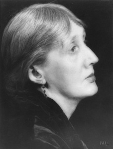 Virginia Woolf photo by Man Ray